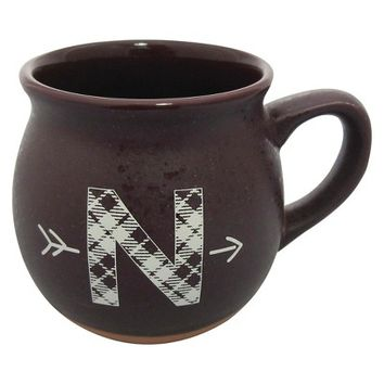 Threshold Monogram Mug