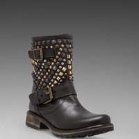Steve Madden Marcoo Boot in Black Multi