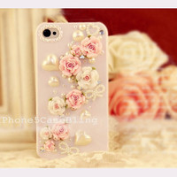 iPhone 4 Case, iPhone 4s Case, iPhone 5S case, iPhone 5 Case, Floral iphone 4 case Cute iphone 5 case Cute iphone 4 case Girly iphone 4 case