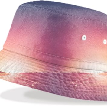 Summer - Bucket hat created by HappyMelvin | Print All Over Me