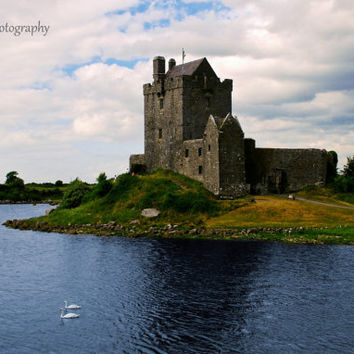 Dunguaire Castle in Co. Clare, Ireland