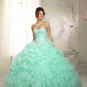Vizcaya by Mori Lee 88083 Vizcaya Quinceanera by Mori Lee Betsy's Prom in Vassar, MI 2014 Best Prom and Pageant Dresses