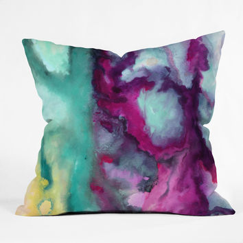 Jacqueline Maldonado Armor Throw Pillow