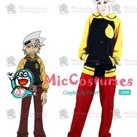 Soul Eater Soul Evans Cosplay Costume For Sale