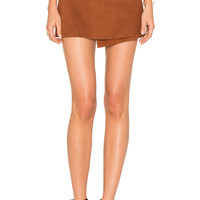TROIS Yasmeen Skirt in Rust | REVOLVE
