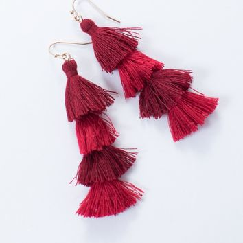 Next Level Tassel Earrings