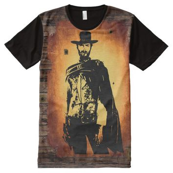 WILD WEST All-Over-Print SHIRT