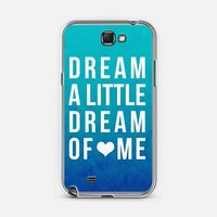 Dream Blue | Design your own iPhonecase and Samsungcase using Instagram photos at Casetagram.com | Free Shipping Worldwide✈