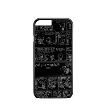 Calvin And Hobbes Comic iPhone 6s Case