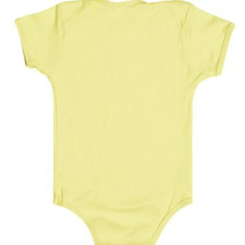 Yes, I Am Quietly Judging You-Unisex Lemon Baby Onesuit 00