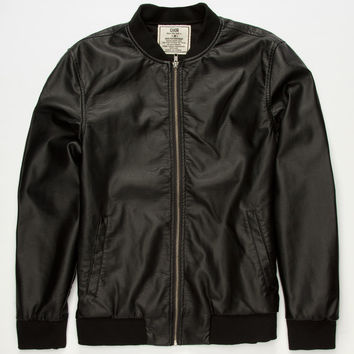 CHOR TNT Mens Faux Leather Jacket | Jackets