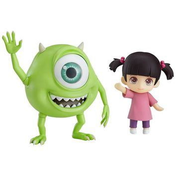 Monsters, Inc. Nendoroid : Mike & Boo Set (Standard Ver.) [PRE-ORDER] - HYPETOKYO