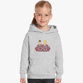 Beavis And Butthead Kids Hoodie
