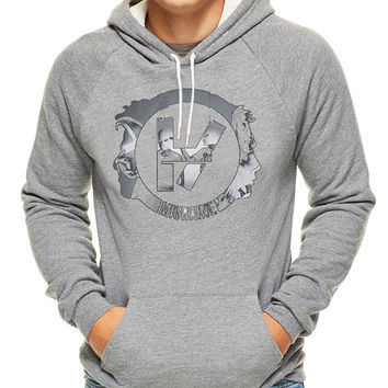 twenty one pilots logo migraine hoodie for men hoodie. Black Bedroom Furniture Sets. Home Design Ideas