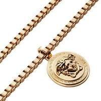 Versace - Single Medusa Necklace