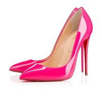 Pigalle Follies 120mm Pinky Patent