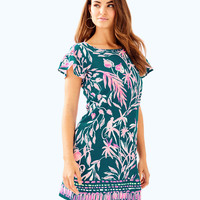 Marah Dress | 30046-tidalwaveitsprimetimeengineereddress | Lilly Pulitzer