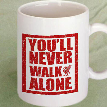 Liverpool YNWA coffee mug,tea mug,cup mug 11oz