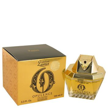 Lamis Opulence by Lamis Eau De Parfum Spray Deluxe Limited Edition 3.3 oz