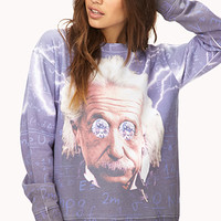 Oversized Einstein Sweatshirt