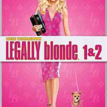Legally Blonde 1 & 2 (Dvd/Dbfe)