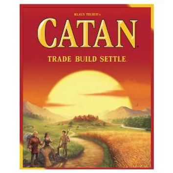 Settlers of Catan 5th Edition : Target