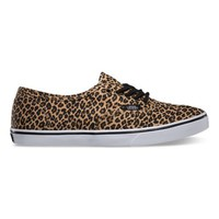 Vans Leopard Herringbone Authentic Lo Pro (herringbone)