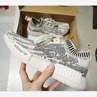 DCCKIJG Women 'Adidas' NMD Boots Casual Sports Shoes Beige