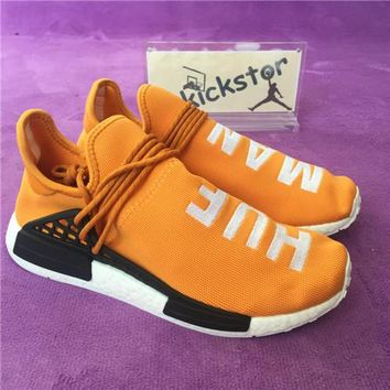 Adidas NMD human race - orange