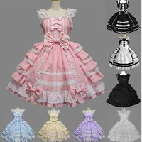 Delicate Summer Princess Lolita Dress