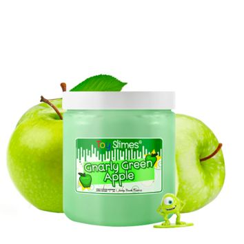 Gnarly Green Apple | Toy Slime®