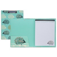 Capri Designs - Sarah Watts Padfolio with Clipboard