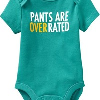Humor Graphic Bodysuits for Baby