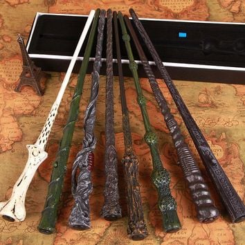 Harry Cosplay Potter Hogwarts Dumbledore Magical Wand
