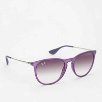 Ray-Ban Youngster Keyhole Sunglasses- Purple One