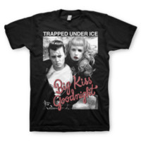 Reaper Records — Trapped Under Ice - Cry-Baby BKG Black TS