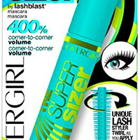 CoverGirl Super Sizer by Lashblast Mascara, Very Black, 0.40 Ounce