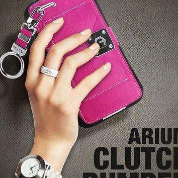 Arium Clutch Bumper Anti-Shock Case for LG G3 / LG G4