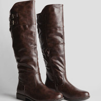 Montana Boots In Brown