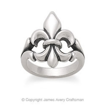 Fleur-De-Lis Ring from James Avery