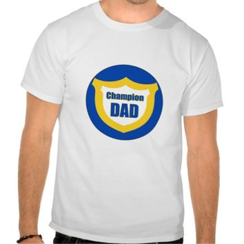 Champion DAD - Tshirt