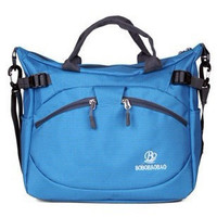 High quality waterproof nylon leisure bag Cheap travel bag women Bags Messenger Bag Eight color
