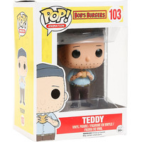 Funko Bob's Burgers Pop! Animation Teddy Vinyl Figure
