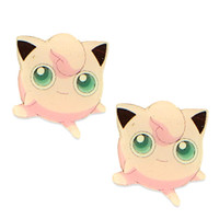 JIGGLYPUFF EARRINGS - Default Title