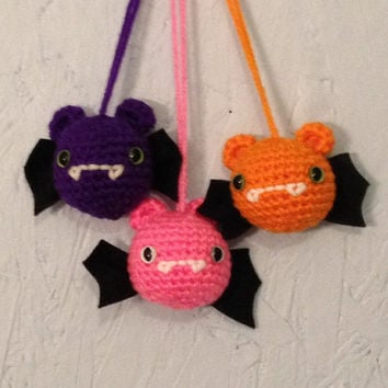 Little Bat - amigurumi