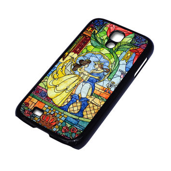 BEAUTY AND THE BEAST Disney Samsung Galaxy S4 Case