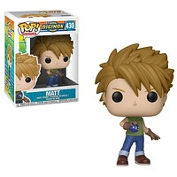 Matt Funko Pop! Animation Digimon