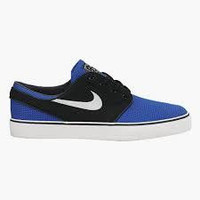 Nike SB Stefan Janoski Cnvs-Game Royal/Ivory Black