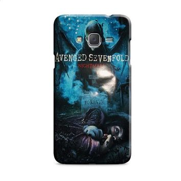 Avenged Sevenfold Nightmare Most Wanted Samsung Galaxy J7 2015 | J7 2016 | J7 2017 Case