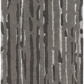 Surya Modern Classics CAN2062 Black/Brown Modern Area Rug